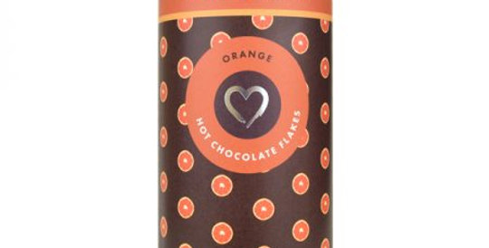 Orange Dark Hot Chocolate
