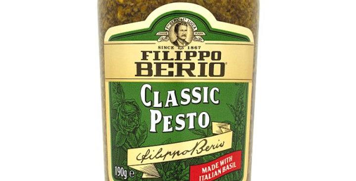 Filippo Berio clasic green Pesto 190g