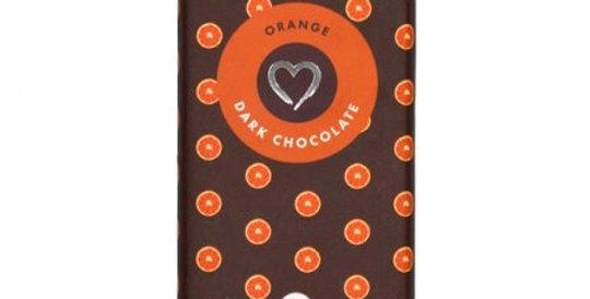 Orange Dark Chocolate Bar