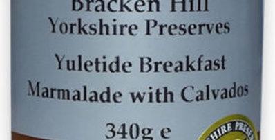 Yuletide Breakfast Marmalade with Calvados 340g