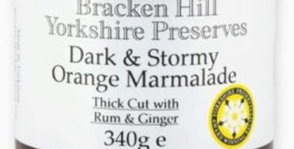 Dark & Stormy Orange Marmalade 340g