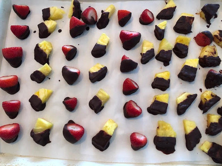 Choco-dipped Fruit