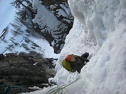alpinisme, chambeyron, écrins, avec odilon ferran, guide de haute montagne