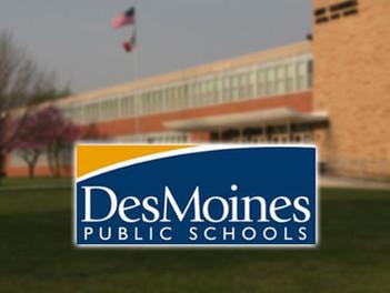 Las escuelas públicas de Des Moines, un paso más cerca de eliminar los oficiales De Recurso Escolar