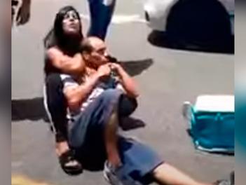 Mujer experta en artes marciales detiene a ladrón