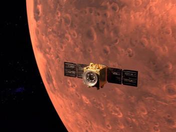 Marte: por qué tres países diferentes buscan llegar al planeta rojo casi al mismo Tiempo