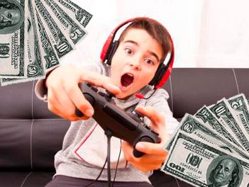 Niño de 6 años gasta más de 300 mil pesos de la tarjeta de su mamá, jugando Sonic Forces