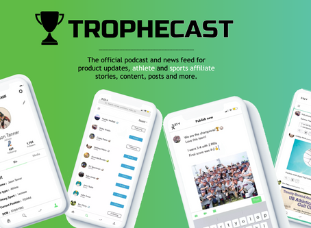 Welcome to TROPHECAST - The Official TROPHECASE Feed.