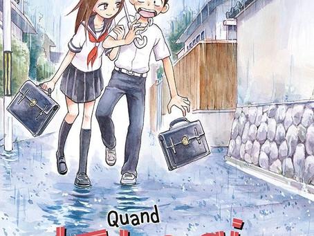 ♡Quand Takagi me taquine + Coeur Collège♡