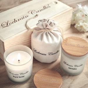 Lochrain Candles