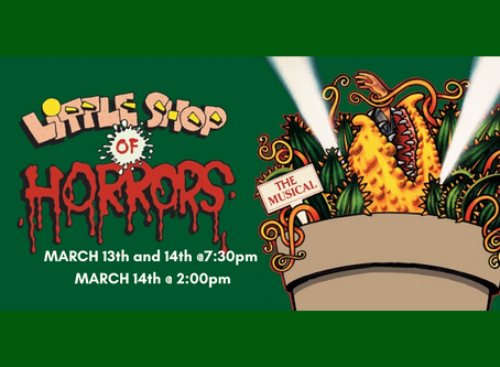 Little Shop of Horrors - NPHS Spring Musical