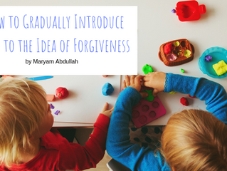 How to Gradually Introduce Kids to the Idea of Forgiveness