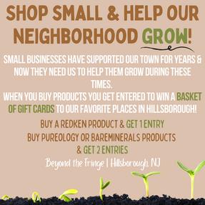 Shop Small and Help Our Neighborhood GROW!