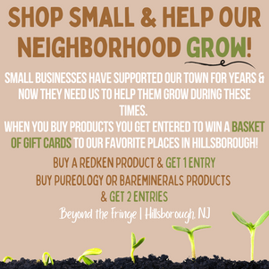 Shop Small and Help Our Neighborhood GROW!