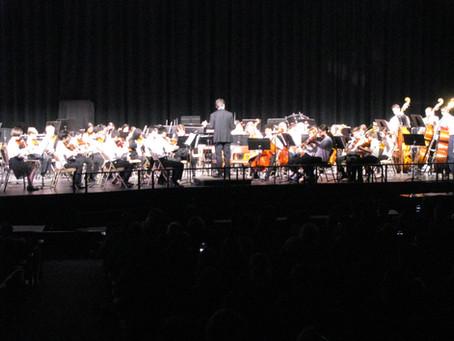 2019 Middle School Winter Concert