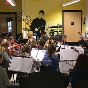2019 Elementary Music Class Rehearsals