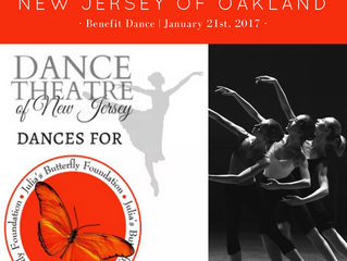Dance Theater of New Jersey Dances for Julia's Butterfly Foundation