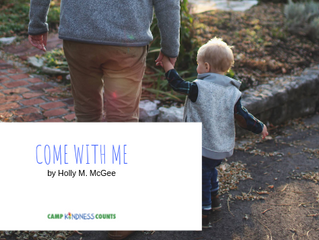 Come With Me by Holly M. McGee