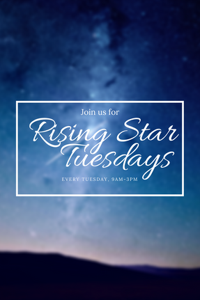 Rising Star Tuesday