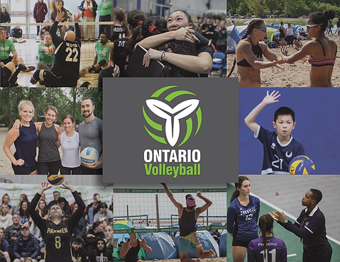 Ontario Volleyball Association Sponsorsh