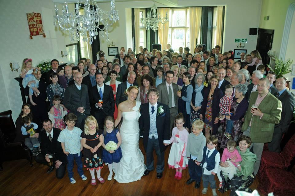 Caris Wedding