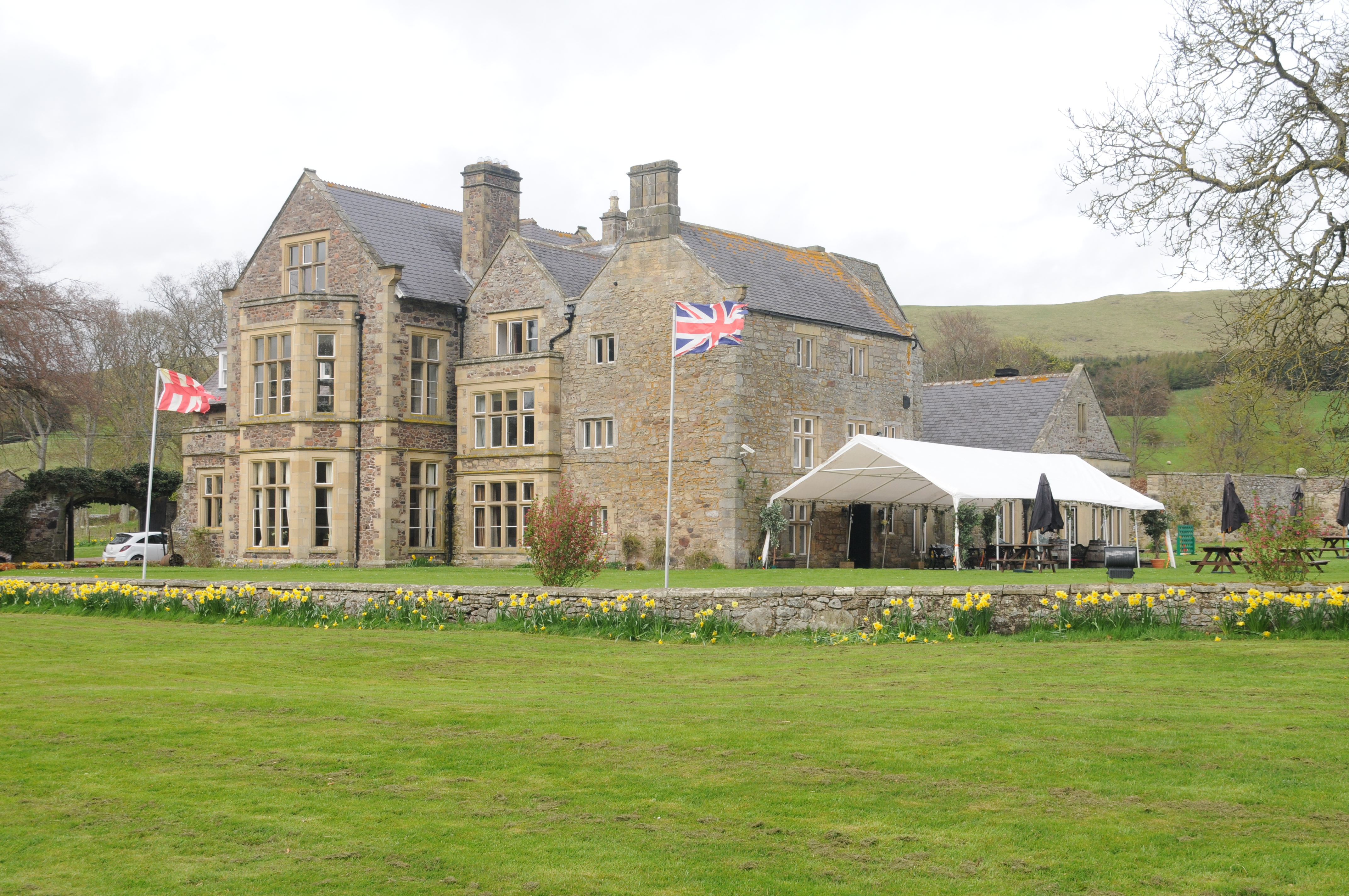 Clennell Hall