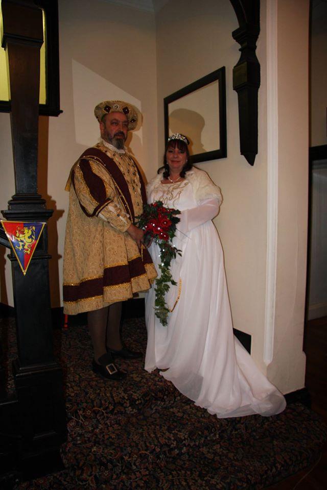 Mr & Mrs Melrose-Todd