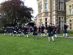 Rothbury Pipe Band