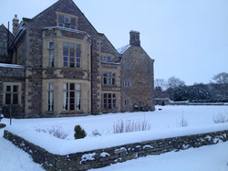 Winter At Clennell