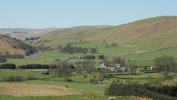 The Coquet Valley