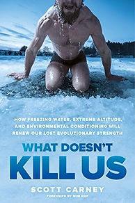 Christa Leigh What Doesn't Kill Us Book To Read