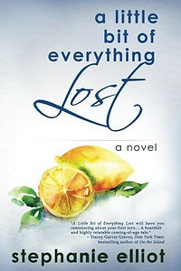 Christa Leigh A Little Bit Of Everything Lost Book To Read