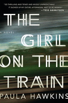 Christa Leigh Girl On The Train Book To Read