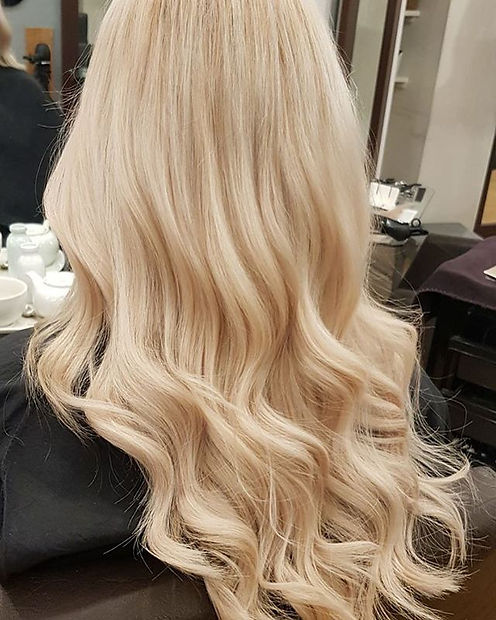 Waves for days! Beautiful extensions don