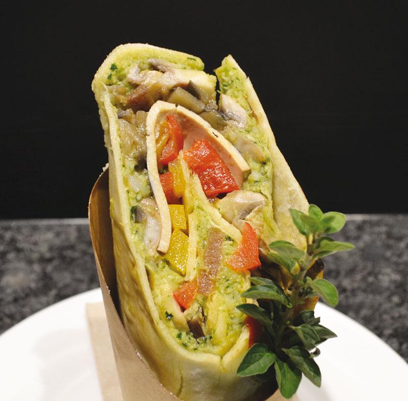 felian – Wraps vegetarisch