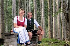 Johannes und Marianne Hochkönig