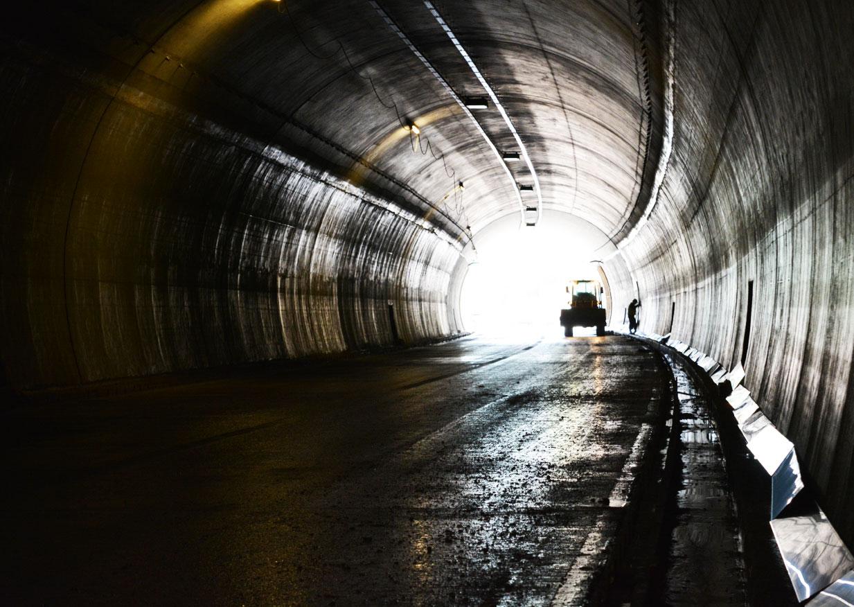 VOGL+ Tunnelsanierung