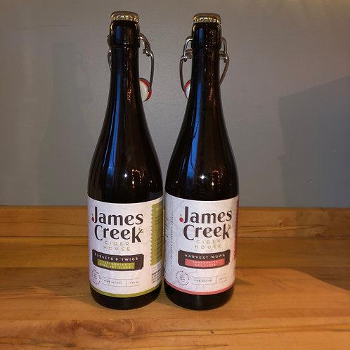 James Creek Cider 750ml