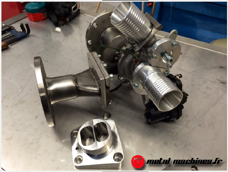 Equipements turbo tests Labo