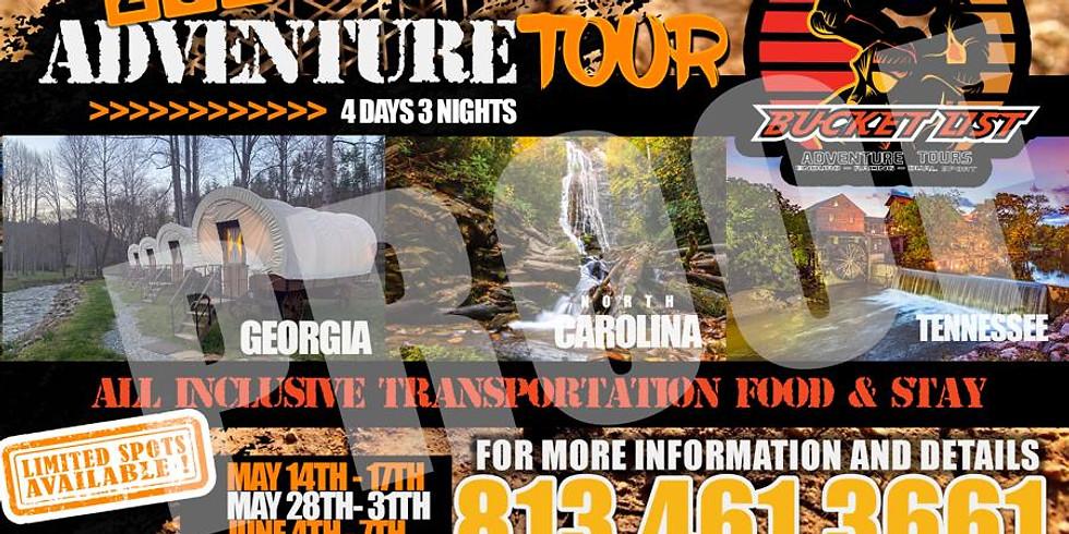Georgia, North Carolina Tennessee Mountain Run