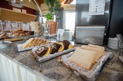 Kuchen, Toast und Brioche