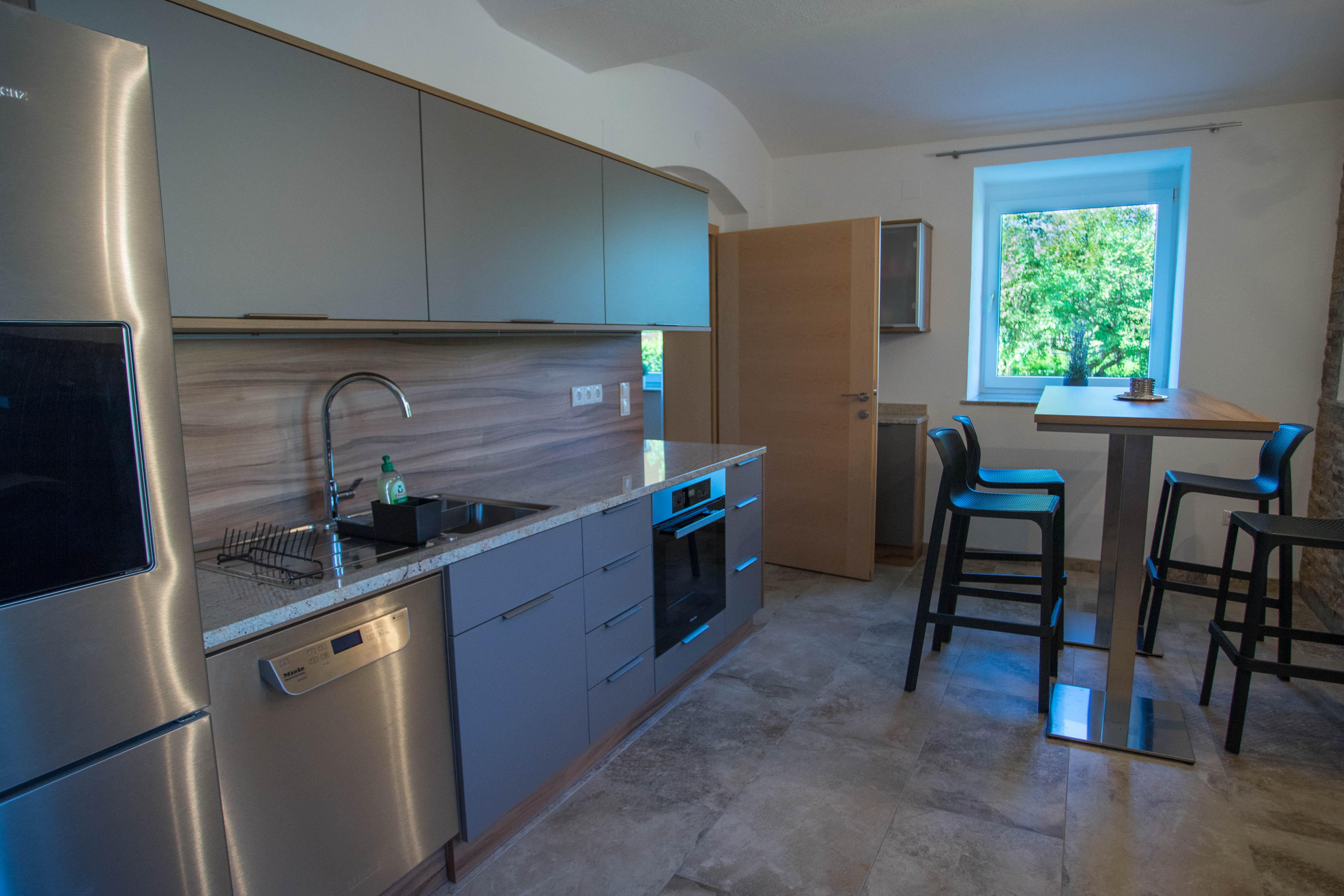 Küche für Seminarraum