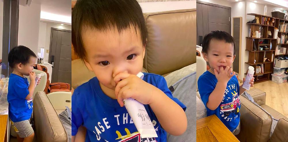 食用級嬰兒潤膚霜
