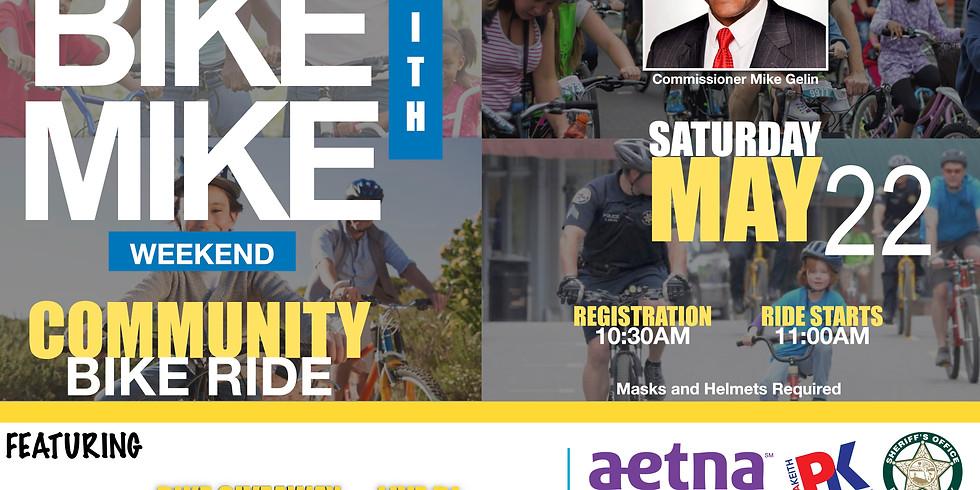 Bike with Mike Tamarac Community Bike Ride