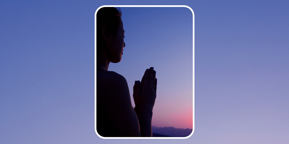 Exploring Prayer Class