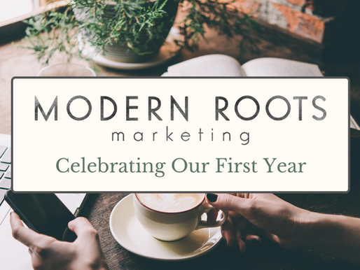 The Journey to Opening Modern Roots Marketing