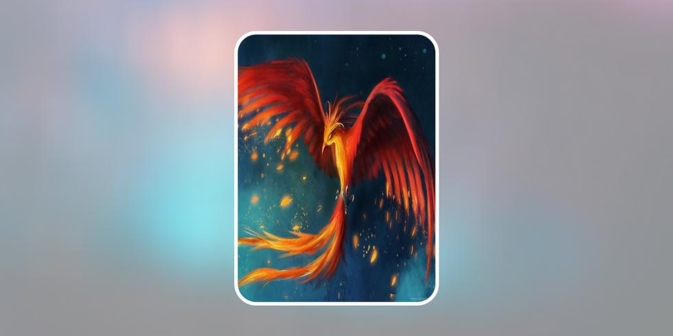 Ash Wednesday: Phoenix Rising Service