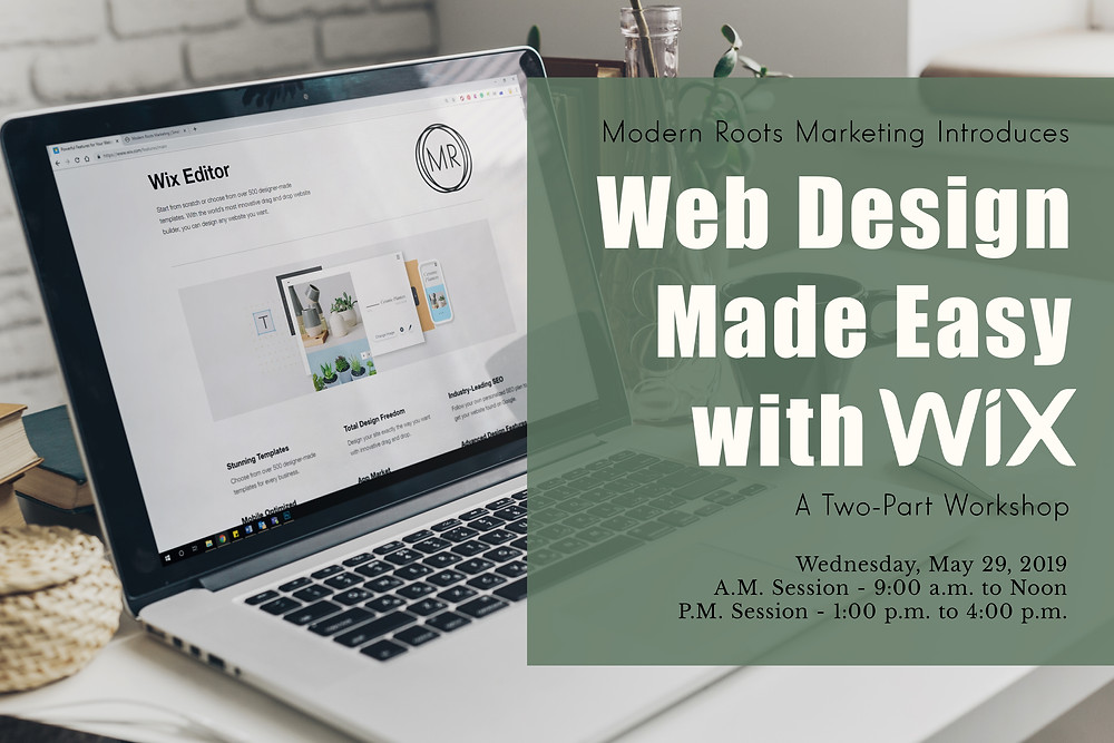 Web Design Made Easy with WIX