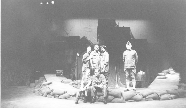 Phoenix College production of Rocket City (The American Dream..