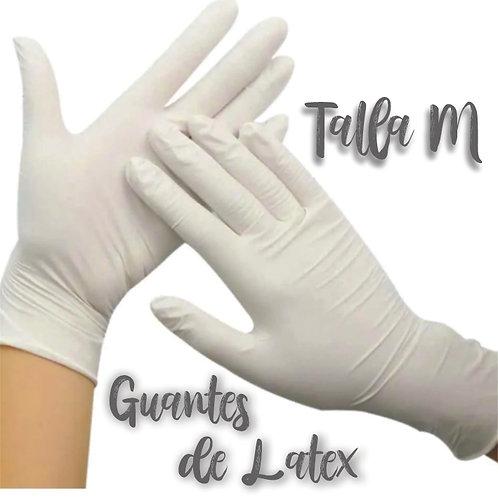 Guantes de Latex - Talla M